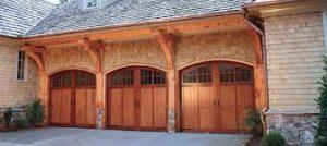 Wood Garage Doors Milton